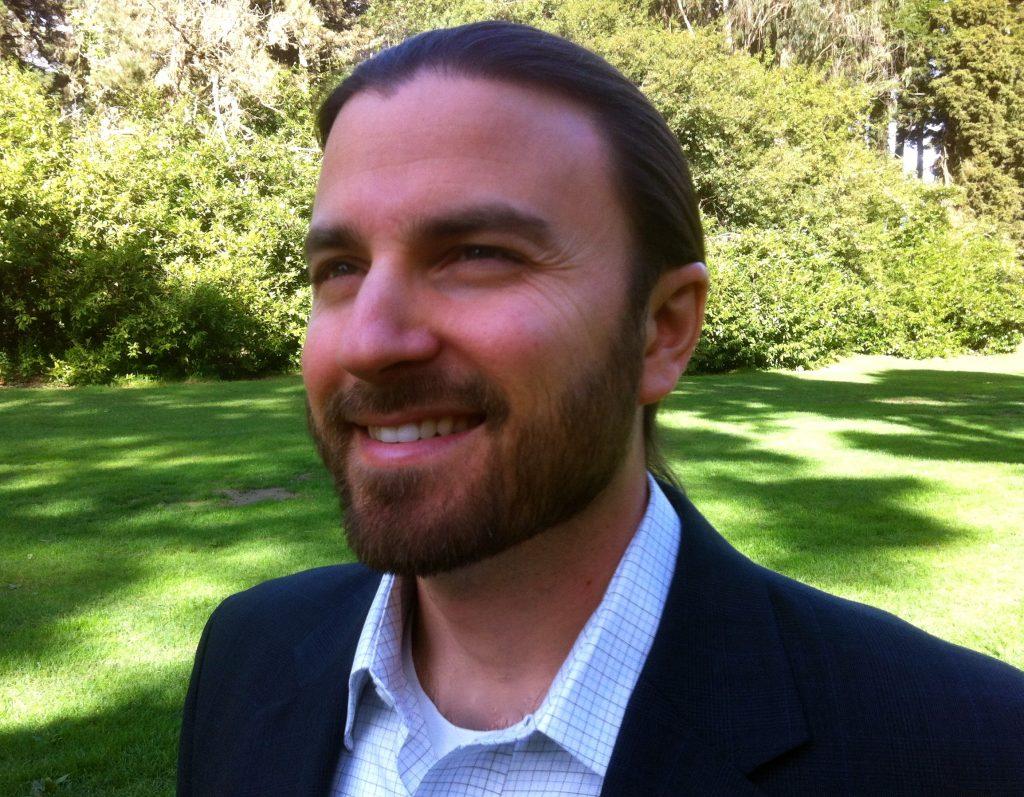 Head Shot of Dr. Dave Schroerlucke